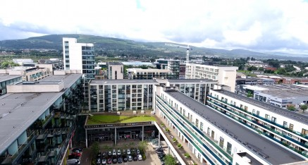Grande Central Apartments & Beacon Shopping Centre Video