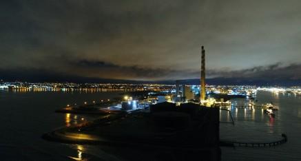 Poolbeg Dublin Port