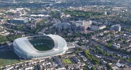 Dublin City Centre & Aviva Stadium