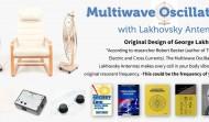 Electro Biotics MWO Multiwave Oscillator