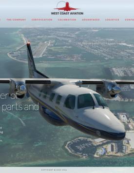 West Coast Aviation Group 2020