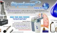 Silver Lungs Deluxe Colloidal Silver Generator